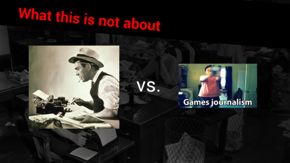 Why games journalism must adapt or die (2)